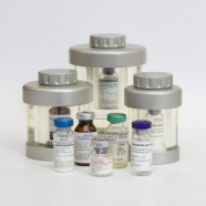 Vial containers